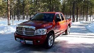 2008 Dodge Ram 1500 Quad Cab Laramie 4x4 Review
