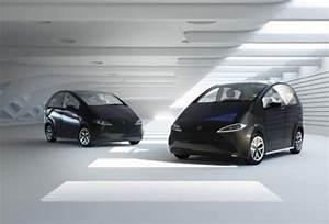 Litiere Qui Se Nettoie Toute Seule : sion la voiture lectrique qui se recharge toute seule ~ Melissatoandfro.com Idées de Décoration