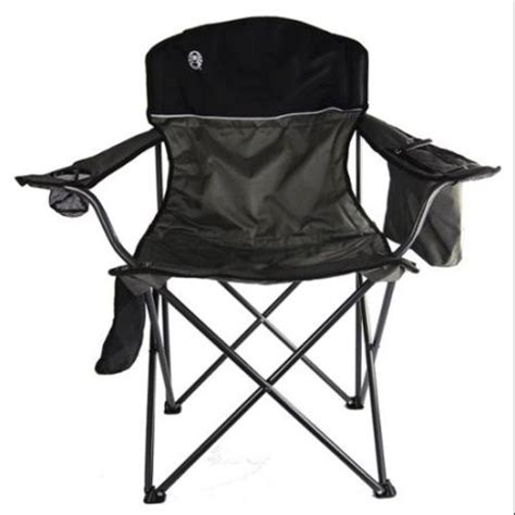 coleman oversized chair with cooler coleman oversized chair with cooler and cup holder
