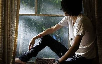 Sad Alone Boy Wallpapers