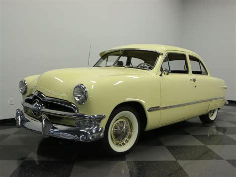 Ron Hepding's Classic 1950 Ford Mild Custom