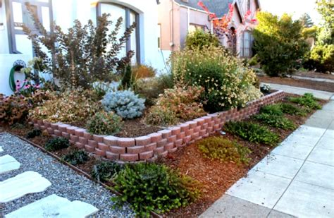 low maintenance landscape ideas how to create low maintenance landscaping ideas for front yard homelk com