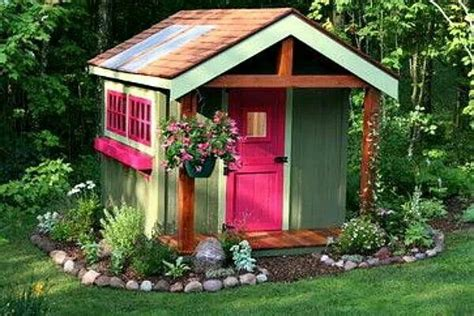 Pretty Sheds by Pretty Garden Shed Treehouses And Cozy Places