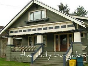 bungalow exterior colors combinations studio design