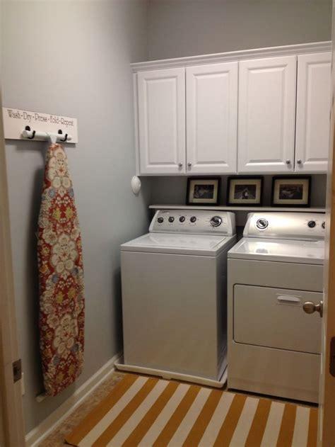 laundry room paint benjamin moore pale smoke