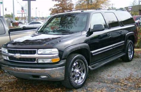 2002 Chevrolet Suburban  User Reviews Cargurus