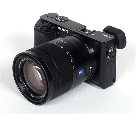 Pengalaman Dengan Kamera Sony Lensa Oss