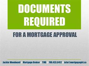 mortgage documents required for a mortgage approval With documents for mortgage broker