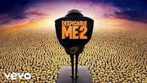 Pharrell Williams - Happy (Despicable Me 2 - Lyric Video ...