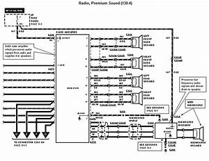 1997 Ford F 350 Radio Wire Diagram