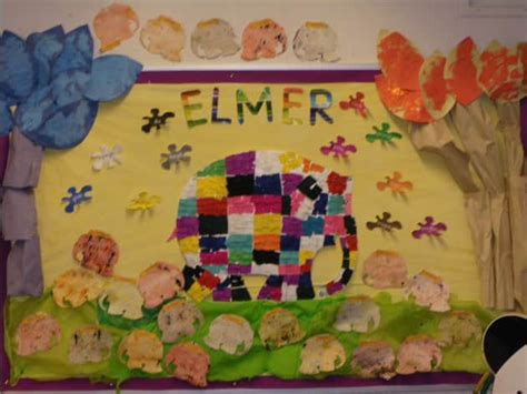 Elmer Display, Classroom Display, Elmer,elephant,elmer The Artspace Uk Arts Council Karachi Membership Form Art Of Seduction Greene Review Baby Room Purple Ipswich Clip Colored Easter Eggs Royal Academy Queen Pastry