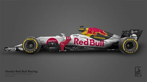 logo renault sport honda red bull racing 2019 livery concept formula1