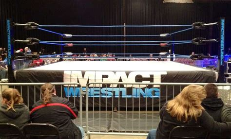 impact wrestling returning   traditional  sided ring
