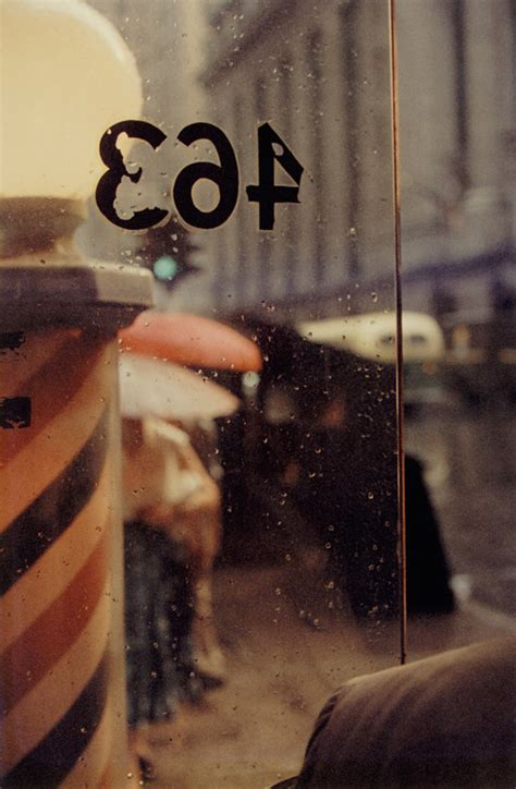 Remembering Photographer Saul Leiter C41