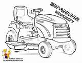 Coloring Lawn Tractor Sheet Simplicity Broadmoor 15kb 816px 1056 Brawny sketch template