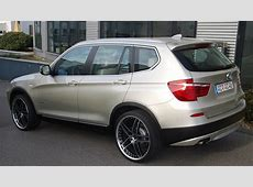 First Photos AC Schnitzer BMW X3