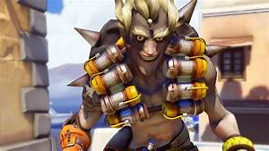 Overwatch PS4 Lucio And Junkrat Bring It Gameplay