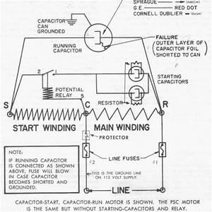 Copeland Condenser Schematic : start capacitor inrush facts and myths part 1 hvac ~ A.2002-acura-tl-radio.info Haus und Dekorationen