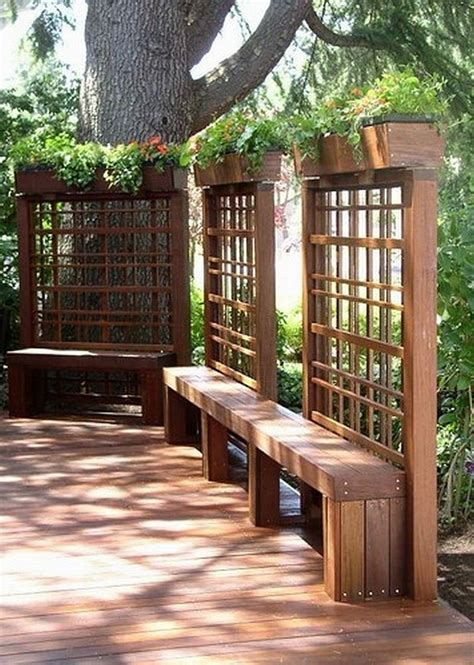 Backyard Privacy Screens Trellis - pin by normand riopel on decks patios porches outdoor