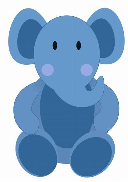 Safari Coloridos Desenhos Imagens Clipart Elephant Svg