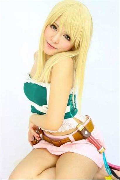 Lucy Tail Fairy Cosplay Yume