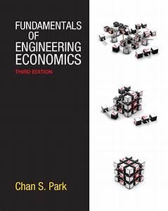 Solution Manual For Fundamentals Of Engineering Economics