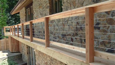 Deck Railing Ideas Cheap by Bar Deck Railing Ideas