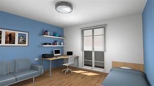 Suite Home 3d : sweet home 3d tutorial design and render a bedroom part ~ Premium-room.com Idées de Décoration