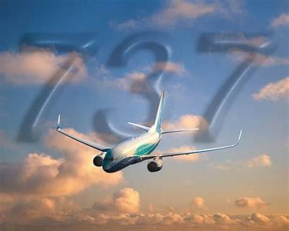 Wallpapers 737 Boeing Airplane Aeroplane Warning Desktop