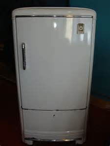 Antique Frigidaire Refrigerator Models