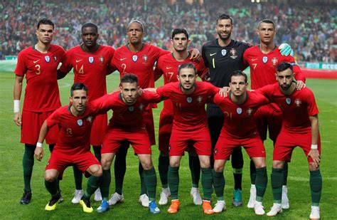 Portugal Squad World Cup 2018 Portugal Team In World Cup
