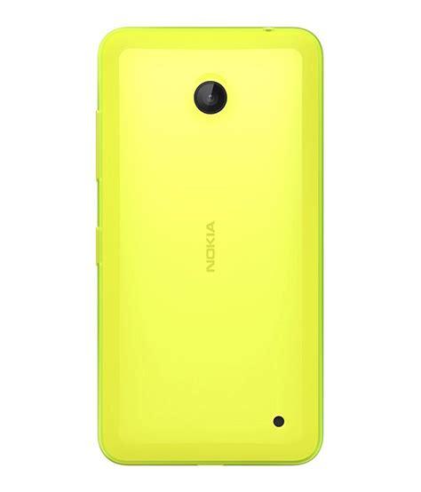 nokia lumia 630 dual sim bright yellow nagpur cheap store mobile paradise
