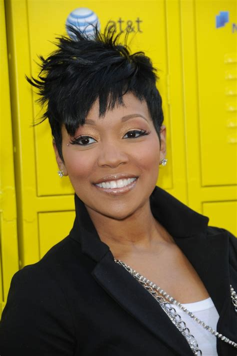 short and chic black hairstyles thirstyroots com black