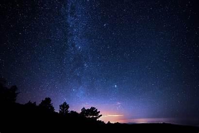 Sky Night Stars
