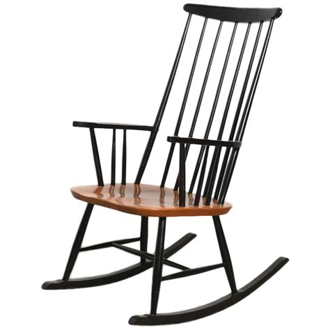 modern scandinavian rocking chair for sale at 1stdibs