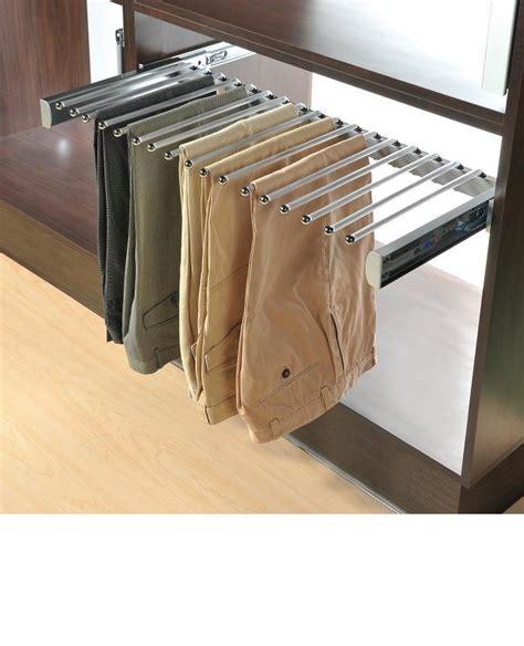 organizer cabinet pant racks closet organizer closet