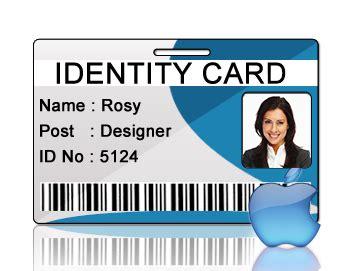 id card design software  mac  design id cards