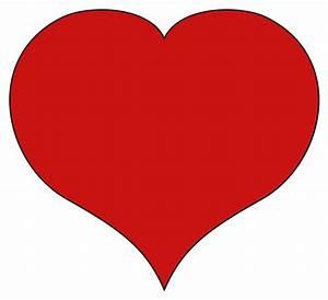 File:Coeur - Heart - Herz - Hart.svg - Wikimedia Commons  Heart