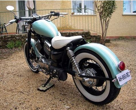 Restauration & Customisation Virago