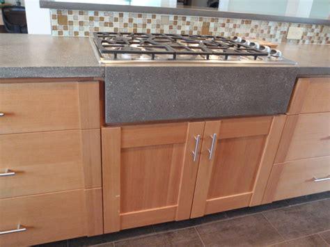 Concrete Countertops  Contemporary  Kitchen Countertops