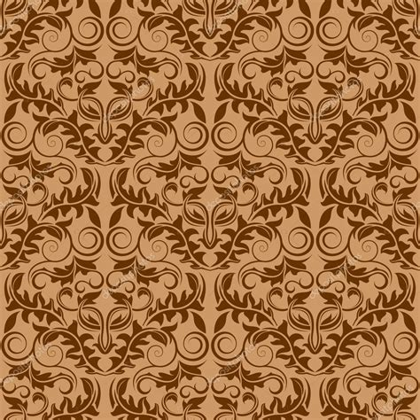 Wallpaper Pattern by Brown Wallpaper Pattern Gallery