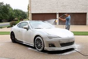 Touchless Car Wash With Foam Cannon - Does It Work