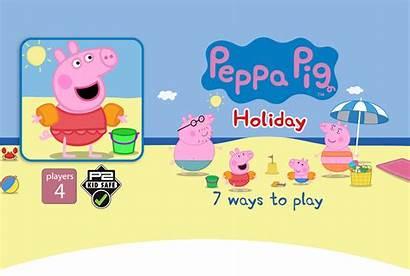 Peppa Pig Holiday App Pertaining Play Pigs
