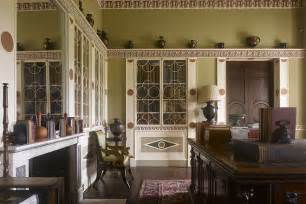 Historic Greek Revival House Interior