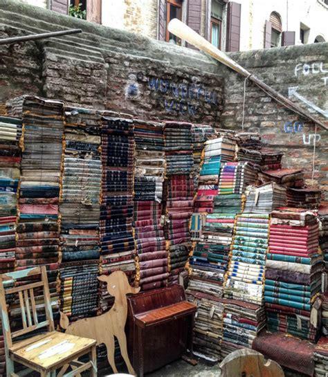 Libreria Venezia libreria acqua alta venezia una delle librerie pi 249