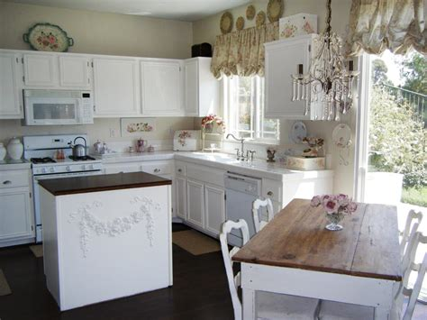 Simple And Cozy Country Kitchen Designs-midcityeast