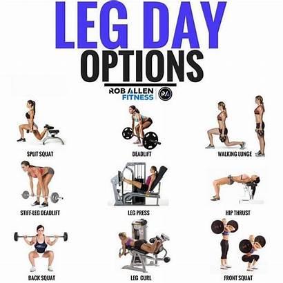 Leg Workout Legs Strong Glutes Amazing Massive