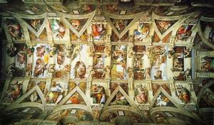 MICHELANGELO'S SISTINE CEILING « Ceiling Systems