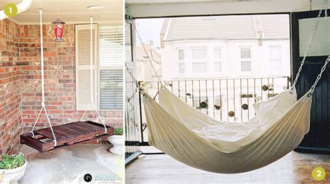 9 diy outdoor swing and hammock projects 187 curbly diy