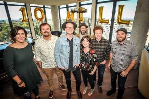 Casting Crowns Celebrates More Than 10 Million Albums Sold